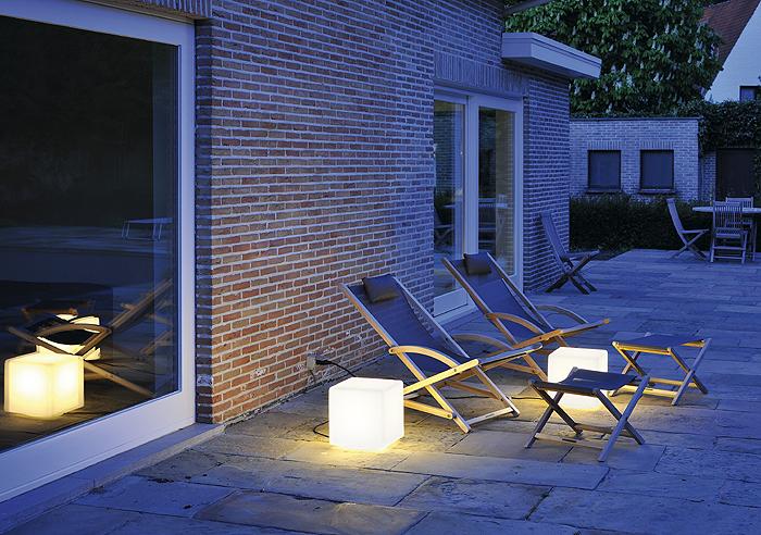 terrassenbeleuchtung schrack technik. Black Bedroom Furniture Sets. Home Design Ideas